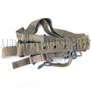 Sutton Harness  The classic vintage military and civilian harness used on countless aeroplanes from the end of WWI to WWII (and indeed after).  Brand new, from an original manufacturer's wooden crate but not used in the UK any more due to their age. A collector's and museum item only. Few left